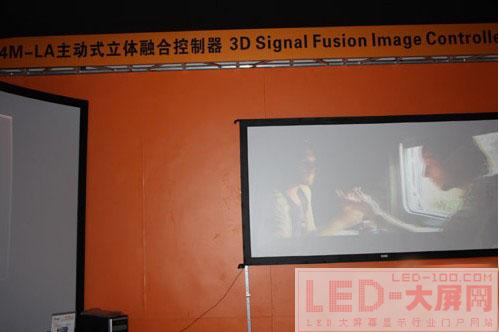 创凯电子系列产品盛装登场InfoComm Asia 2010展