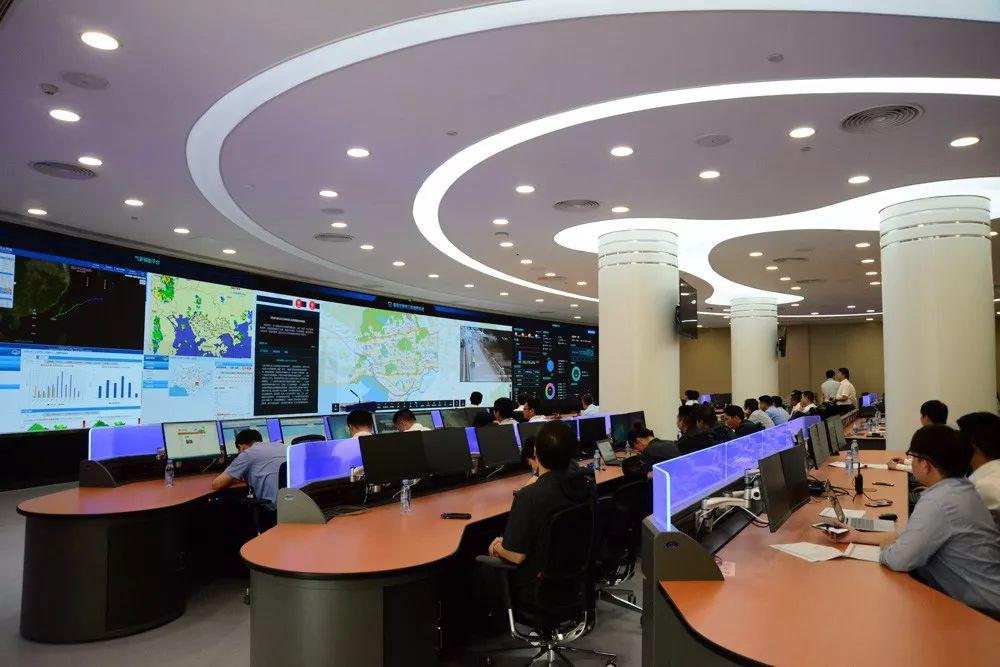 洲明助力中电科智慧院,打造智慧城市标杆