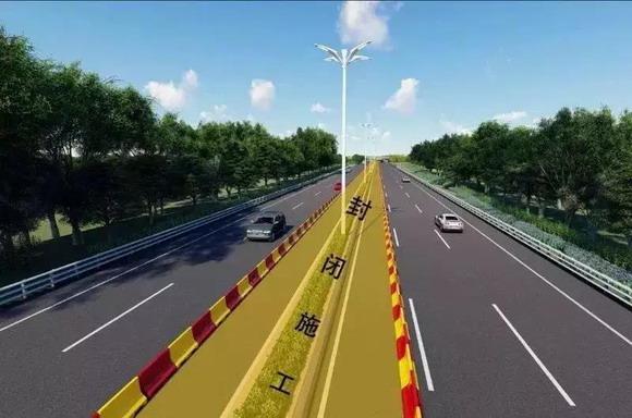 中国特色社会主义先行示范区实践,广深高速深圳段LED路灯提升工程完工